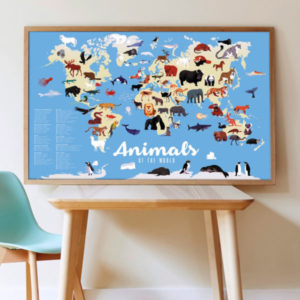 Poppik-Stickers-Autocollants-affiche-animaux