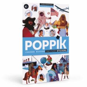 POPPIK-frise-chronologique-histoire-monde-timeline-stickers-poster
